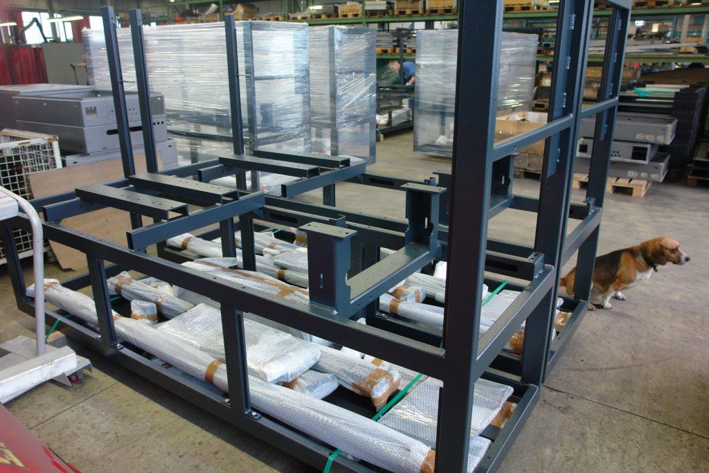 Stahl Rahmen (1)