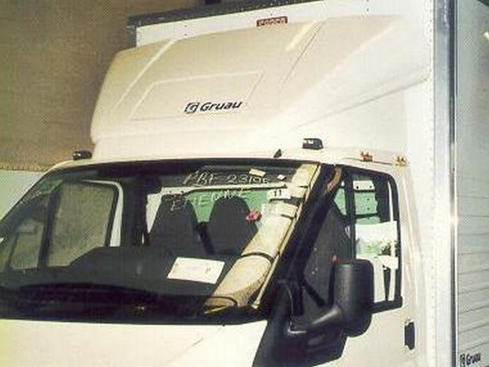 Ford Transit Dachspoiler