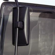 Seitenfensterwindabweiser Windabweiser Iveco Stralis