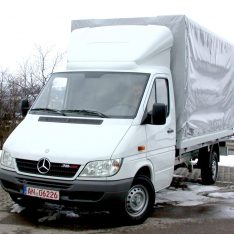 3D-Spoiler-Spoiler Mercedes-Benz Sprinter