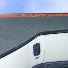 Ablagetisch LKW-Tisch rechts Renault Premium LKW-Ablage Beifahrer XXL wurzelholz