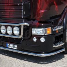 Scania Baureihe R 2014 Frontschutzrohr Frontrohr