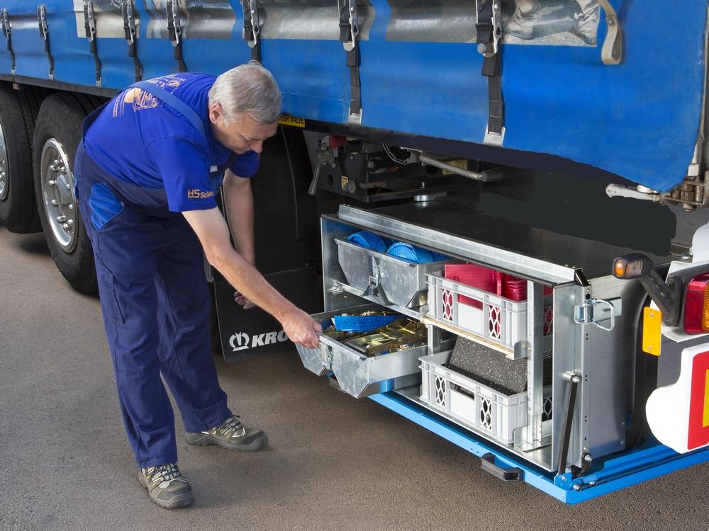 LadeBox Ladungssicherung
