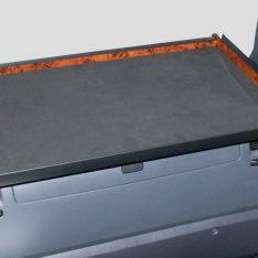 Scania Baureihe R Ablagetisch LKW-Tisch LKW-Ablage Beifahrer wurzelholz rechts