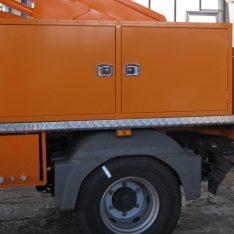 Werkzeugkasten LKW