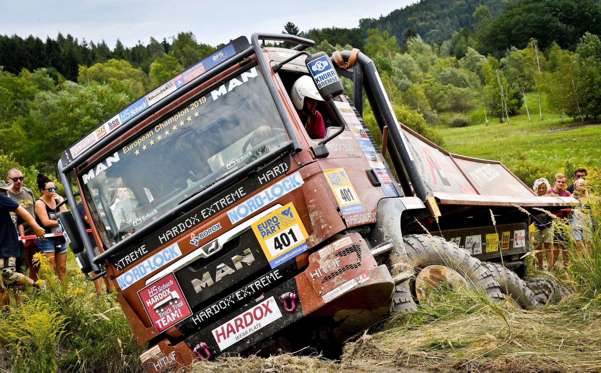 HS-Schoch-Hardox-Truck-Trial-Team in Voitsberg 3