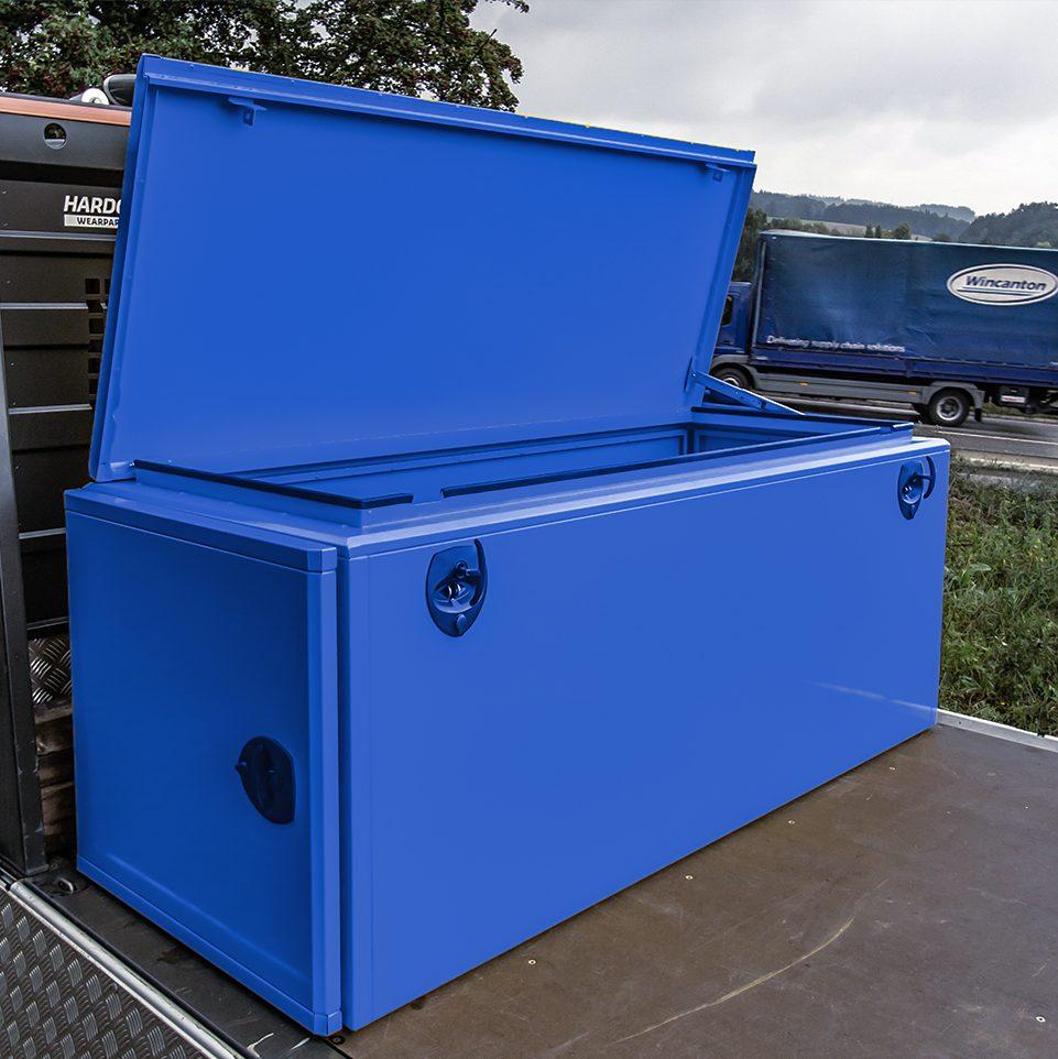 Transport-, Lager-, Sammel-, Pritschenboxen